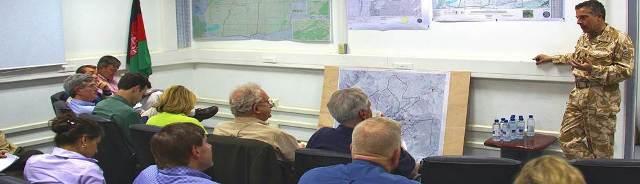 CODEL briefing