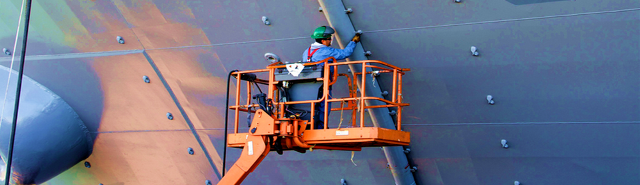 Navy Flickr - Shipyard Work