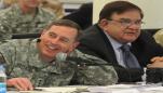 Petraeus in Afghanistan ROCK DRILL by Ledford