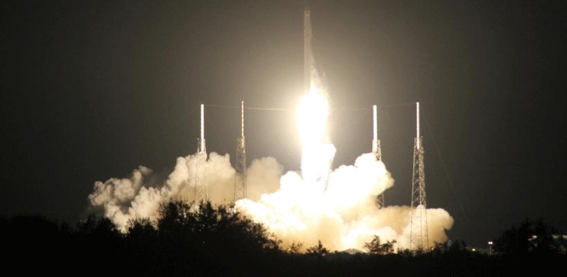 Launch-SpaceX-NASA