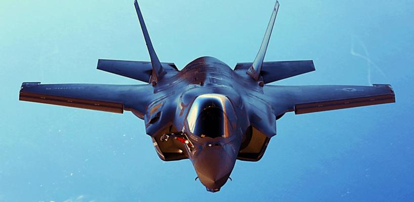 Joint Strike Figher - USMC Photo