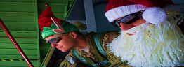 Special Ops Santa - US Army photo