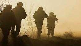 On Patrol - USMC photo