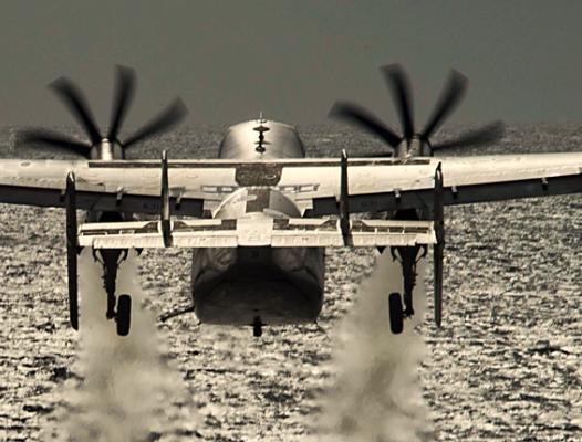 Greyhound Launch - US Navy photo
