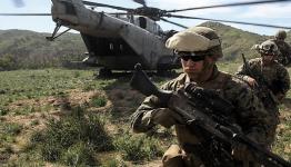 On the go - USMC image