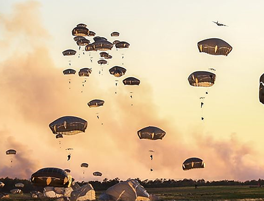 Airborne Entry - US Army photo