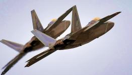 F-22 Raptor Dance - US Air Force photo