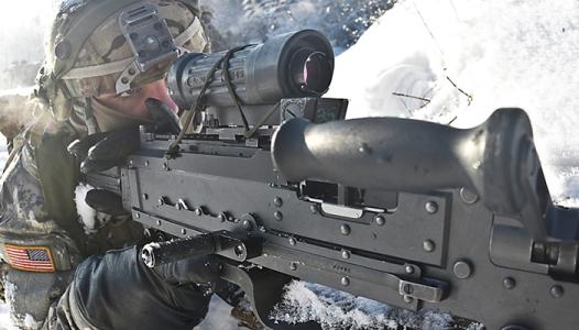 Winter warfare - US Army photo