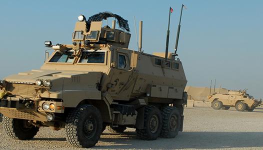 Caiman_mine-resistant,_ambush-protected_vehicles_in_Iraq