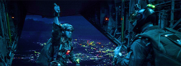 Night Jump - US Air Force photo