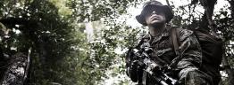 USMC Jungle Patrol - US Marine Corps photo